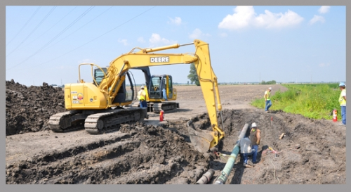 Natural Gas Pipeline Repair